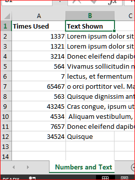 SSIS: Solution for Excel data source text truncation of column with